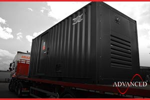 acoustic containers