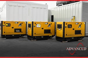 Caterpillar Gensets