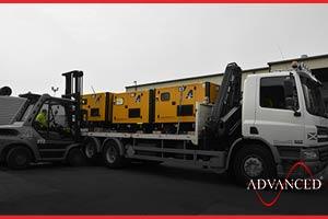diesel generators for england