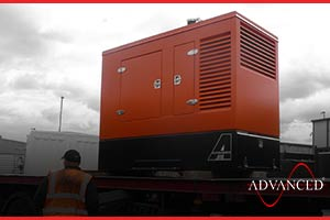 Caterpillar Diesel Generators for Northumberland