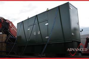 bespoke diesel generator