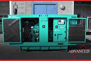 Cummins 90 kVA Diesel Generator