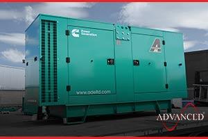 110kVA cummins diesel generator