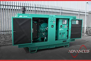 110kVa leaving the yard