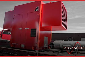 customised diesel generator