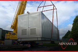 Bespoke Switchgear from Advanced Diesel
