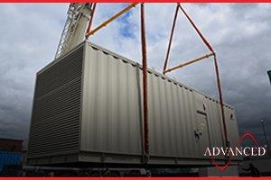 2000 kVA cummins diesel generators