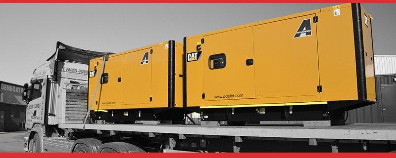 diesel generator site prep