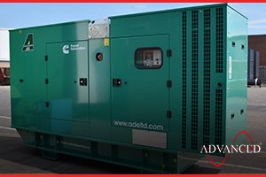 Cummins Diesel Generator bound for Iraq
