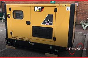 Caterpillar 65 kVA Diesel Generator