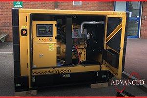 Caterpillar 56 kVA Diesel Generator