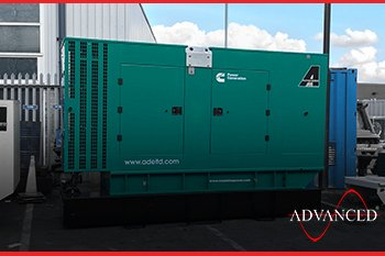 Gas generator bespoke Enclosure