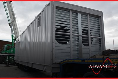 Diesel Generators Enclosed
