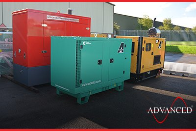 33Kva Cummins enclosed diesel generator set