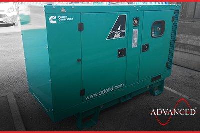 38 kVA Cummins Diesel Generator