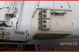 off shore diesel generator container