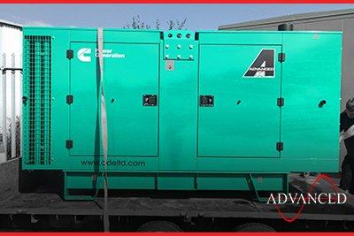 Football Diesel Generator