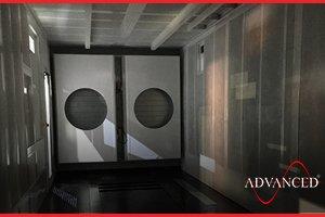 Generator Acoustic Building
