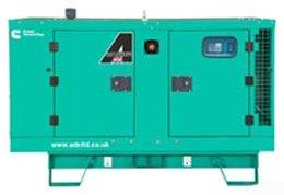 Cummins 66 kVA Diesel Generator
