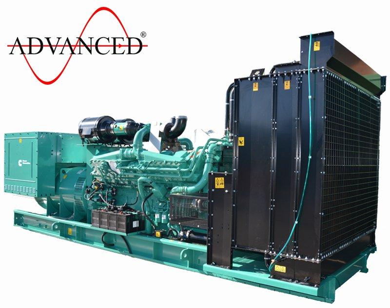 Cummins 1675kVA Diesel Generator, C1675D5 Genset