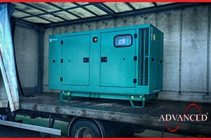 66 kVA Cummins Diesel Generator