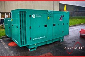 110 kVA Cummins Diesel Generator