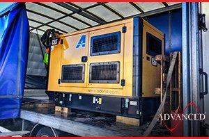 Cat 50kVA Diesel Generator