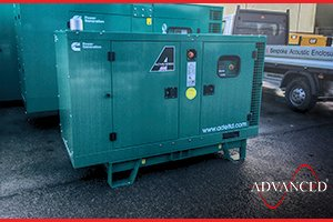 38 kVA Cummins Enclosed Diesel Generator