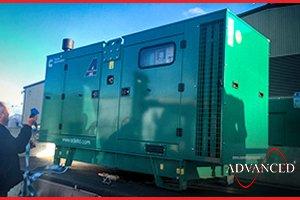 90 kVA Cummins Silent Diesel Generator