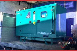 Cummins 38 kVA Silent Diesel Generator