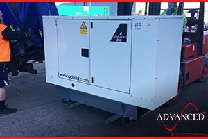 40 kVA Perkins Enclosed Diesel Generator