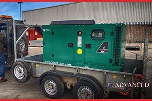 Cummins C22D5 22 kVA Silent Diesel Generator