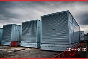 3 Cummins 3000 kVA Diesel Generators