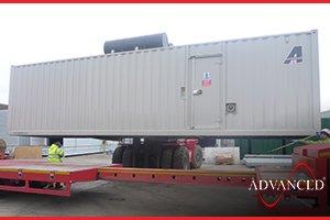 Cummins 825 kVA Diesel Generator