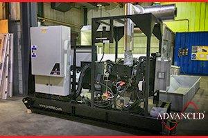 Bespoke 50 kVA Telecoms Diesel Generator