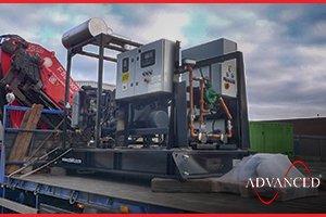 Bespoke 88 kVA Telecoms Diesel Generator