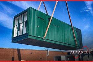 Acoustic Gas Generator Enclosure