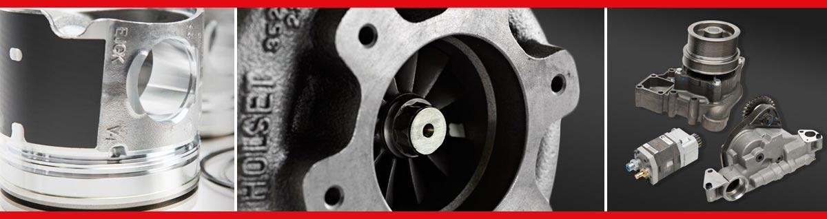 Diesel Generator Parts / Spares