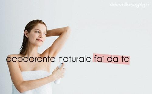 Cosmesi Naturale: Deodorante Fai Da Te alla Lavanda e Tea Tree