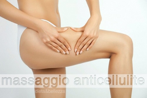 Massaggio Anticellulite con Oli Essenziali