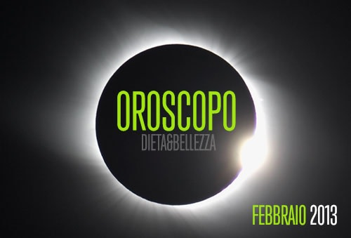 Oroscopo Febbraio 2013, l'Eclissi d'Oroscopo Black