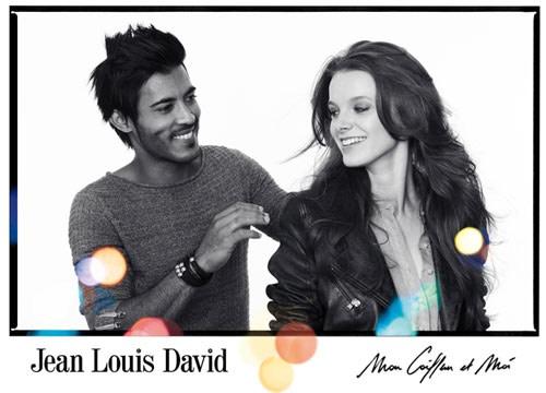 Jean Louis David Collezione Autunno/Inverno 2011-2012 con Mon Coiffeur et Moi
