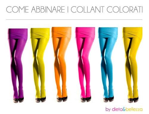 Come Abbinare i Collant Colorati? 3 Consigli Da Non Perdere