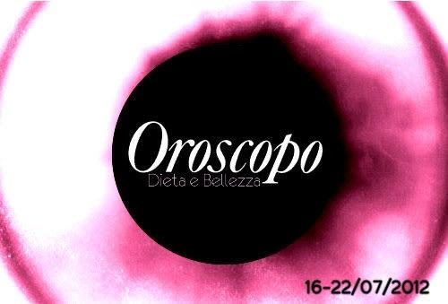 Eclissi d'Oroscopo: l'Astrologia Alternativa di Dieta e Bellezza (16-22 Luglio)