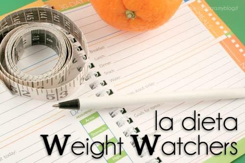 Diete Dimagranti: la Dieta Weight Watchers