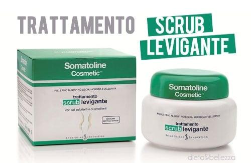 Somatoline Cosmetic Presenta il Trattamento Scrub Levigante per Pelle Rinnovata