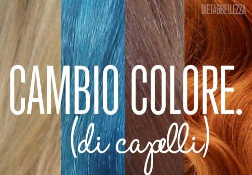 Vuoi Cambiare Colore di Capelli? Ispirati alle Tinte delle Star