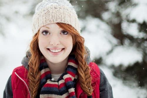 Bella con il Freddo: 5 Trucchi per Pelle Luminosa Anche d'Inverno
