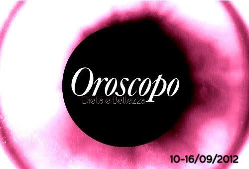 Eclissi d'Oroscopo: l'Astrologia Alternativa di Dieta e Bellezza (10-16 Settembre)