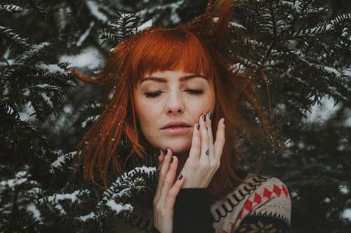 capelli-rossi-donna-inverno